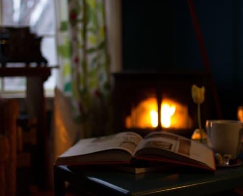 Lesen in der Vorweihnachtszeit
