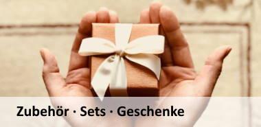 Zubehör, Sets, Geschenke