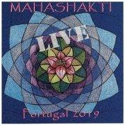 Mahashakti Live CD Cover